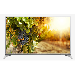 Téléviseur IPS DEL FULL HD 1080p Smart TV 43 po