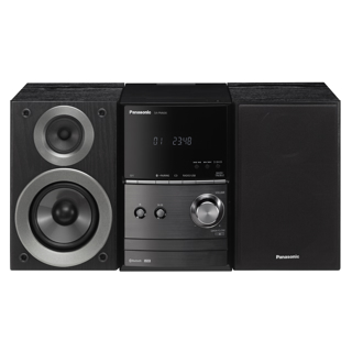 Minichaîne FM/CD/MP3/USB Bluetooth 40 Watts