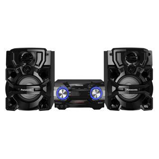 Minichaîne Audio Max avec CD Bluetooth  USb de 1700W