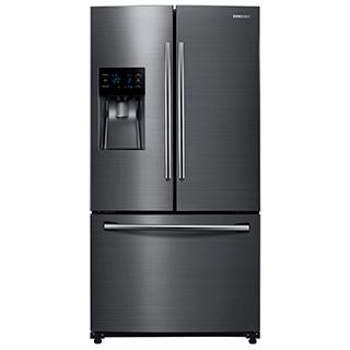 Réfrigérateur à double porte 24.6 pi.cu.