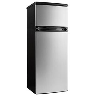 Réfrigérateur 7.3 pi3 congélateur en haut