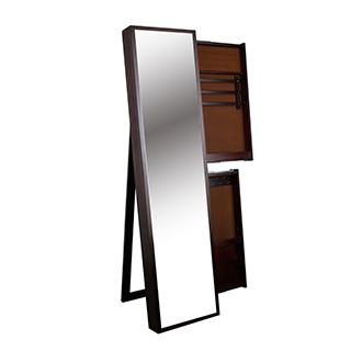 Tanguay - Miroir avec rangement bijoux ...