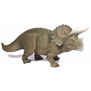 Lampe de chevet Triceratops en polyrésine