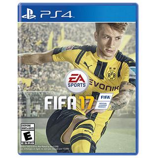 Jeu Fifa 2017 pour PS4
