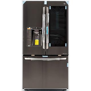 Réfrigérateur à double porte 23.5