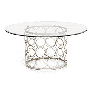 Table à café ronde Bacall