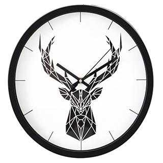 Horloge murale Chevreuil