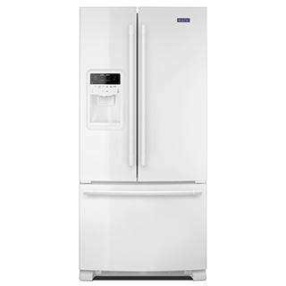 Réfrigérateur à double porte 21.7 pi.cu.