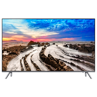 Téléviseur DEL Smart TV écran 75 po