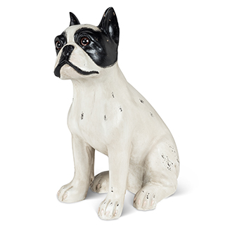 Statuette Boston Terrier