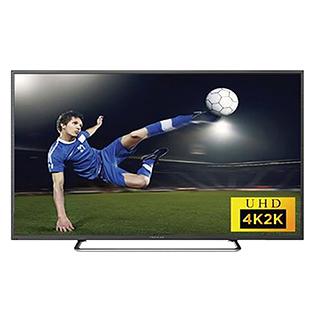 Téléviseur DEL 4K Ultra HD 65 po
