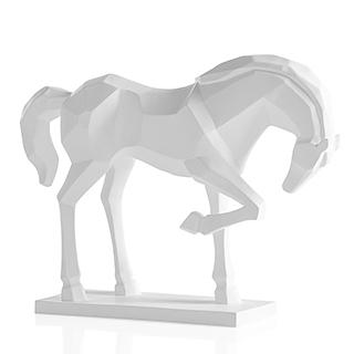 Objet décoratif cheval