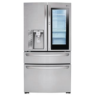 Réfrigérateur à double porte 29.7