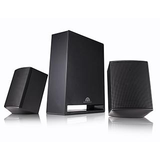 2 haut-parleurs arrières sans fil pour SJ4Y et SJ5Y