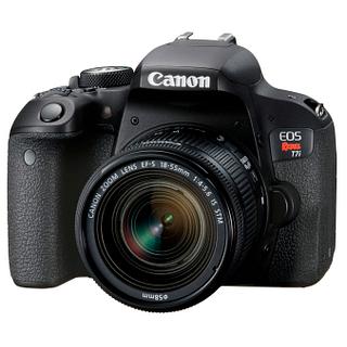 Caméra reflex Rebel T7i avec objectif 18-55mm IS ST Wi-Fi