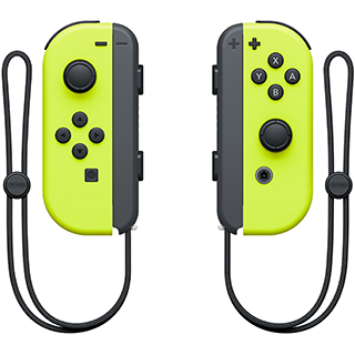 Manette L/R Joy-Con Néon pour Nintendo Switch