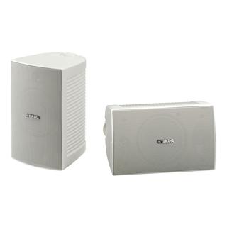 2 haut-parleurs d'extérieur 2 voies 100W