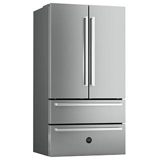 Réfrigérateur 21 pi3 congélateur en bas