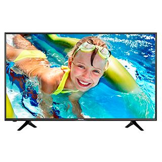 Téléviseur DEL 4K Ultra HD Smart TV 50 po