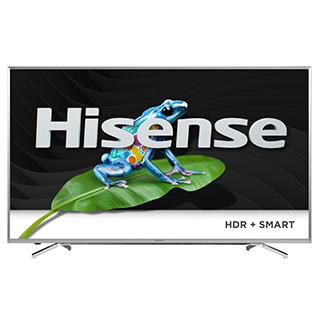 Téléviseur ULED Smart TV écran 55 po