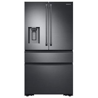 Réfrigérateur à double porte 22.6 pi3