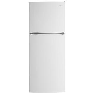 Réfrigérateur 10 pi.cu. congélateur en haut