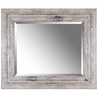 Miroir beige antique