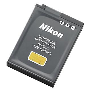 Pile rechargeable pour Coolpix W300 et A900