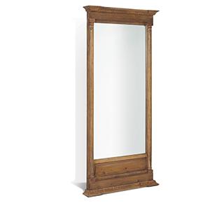 Miroir de plancher