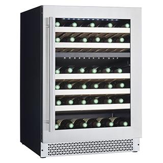 Cellier Vinoa 2 zones 41 bouteilles