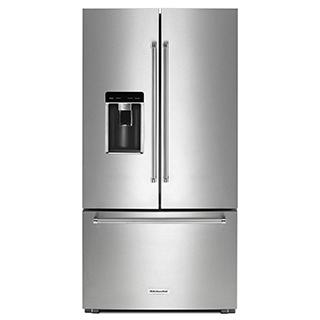 Réfrigérateur à double porte 23,8 pi.cu.