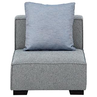 Chaise sans bras