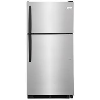 Réfrigérateur 14.5 pi.cu. congélateur en haut