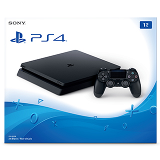 PlayStation PS4 1To HW Core