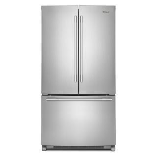 Réfrigérateur à double porte 25,2 pi3