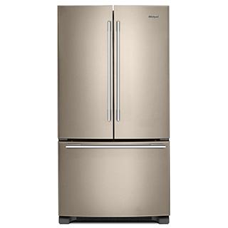 Réfrigérateur à double porte 22,1 pi.cu.