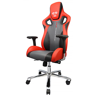Chaise Cobra X rouge pour gamer