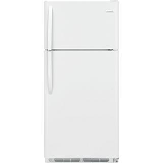 Réfrigérateur 18 pi.cu. congélateur en haut