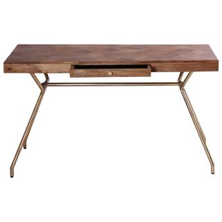 Table de travail en bois de manguier