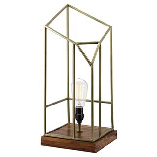 Lampe de table Birdcage