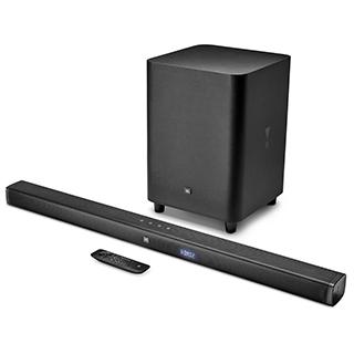 Système de barre sonore 450 avec caisson d'extrêmes graves sans fil