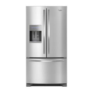 Réfrigérateur à double porte 24.7 pi.cu.