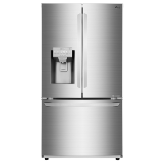 Réfrigérateur à double porte 27.9 pi.cu.