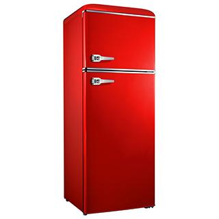 Réfrigérateur 7.6 pi3 congélateur en haut