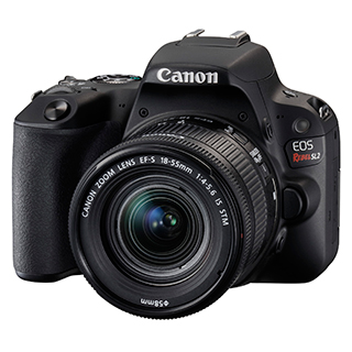 Caméra reflex Rebel SL2 avec objectif 18-55mm Wi-Fi