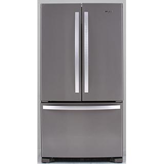 Réfrigérateur à double porte 25,2