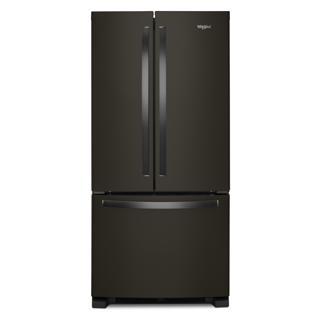 Réfrigérateur à double porte 22 pi.cu.