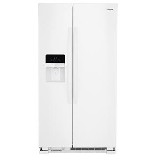 Réfrigérateur Côte à côte 21.4 pi.cu.