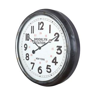 Horloge murale 24