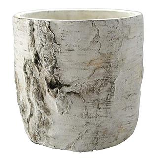 Vase décoratif bouleau